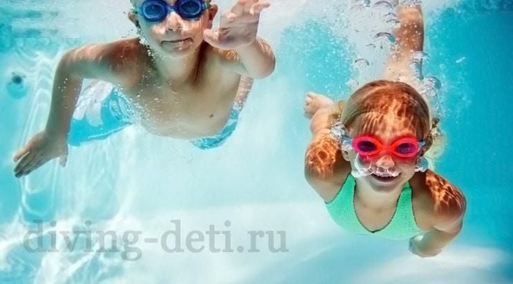 Плавание СПб